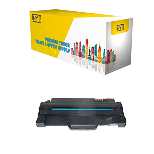 NYT Compatible High Yield Toner Cartridge Replacement for 330-9523 for Dell 1130,1133,1135 (Black,1-Pack)