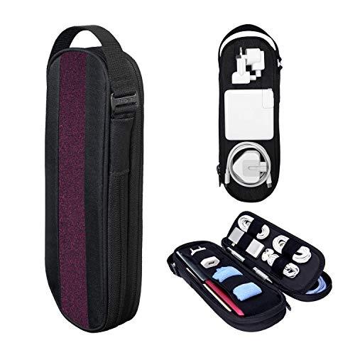 SIDE BY SIDE_Power Packer- Organizador de Viaje para Tecnología - Carcasa para...