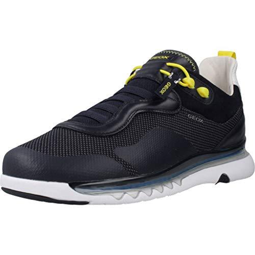 GEOX UOMO Sneakers U Levita A Navy Mod. GEO029XA 43