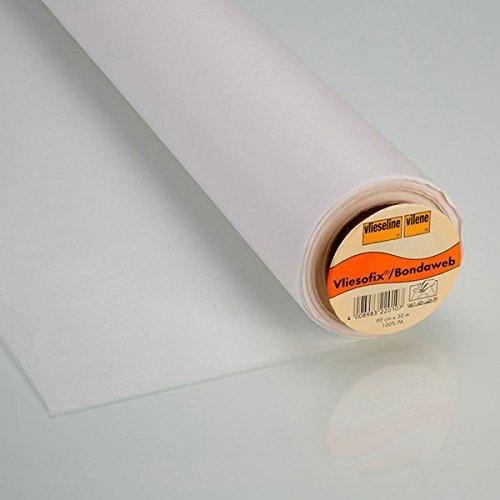 Vliesofix Doppelseitiges Bügelband – Vlieseline® – Breite 90 cm – Länge wählbar pro 50 cm