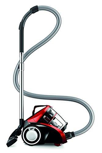 Dirt Devil Rebel 54 HFC - Aspirador sin bolsa, multiciclónico,...