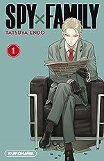 Spy x Family - Tome 1 de Tatsuya ENDO