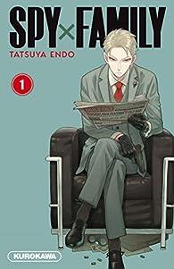 Spy x Family, tome 1 par Tatsuya Endo