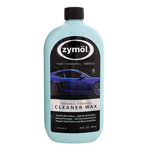 Zymol Z503A Cleaner Wax - 16 oz.
