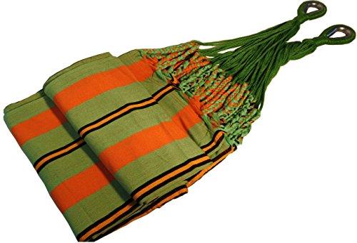 [handwerkliche Hängematte der Kolumbien]–Gemeinschaft indigenen coconucos–Extra Stark–Baumwolle–Komfortabel–Innen wie Außen–Reisen, Wandern, Camping.