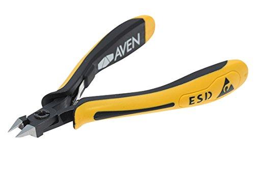 Aven 10826F Accu-Cut Relieved Tapered Head Cutter, 4-1/2