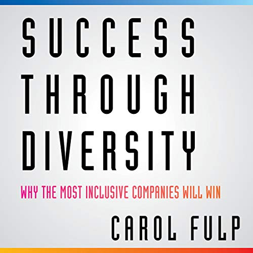 Success Through Diversity audiobook cover art
