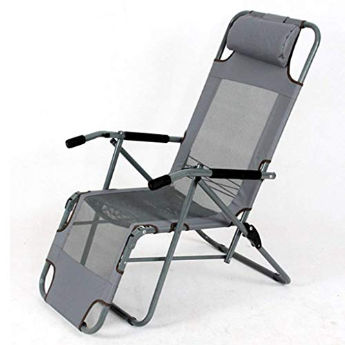 Chaises de Jardin Chaise Pliante inclinable Voyage Outdoor Portable Camping Seat Chaise Chaise Longue
