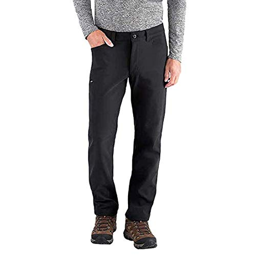 BC Clothing Men's Softshell Pant (42x32