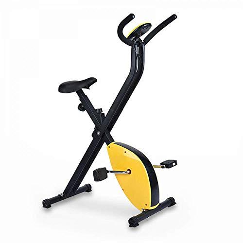 NA Pedali pieghevoli per esercizi, per braccia e gambe, minibike, per esercizi interni, casa, palestra, ufficio, pedale, macchina per gambe