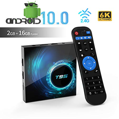 Android TV Box, TUREWELL T95 Android 10.0 Allwinner H616 Qua