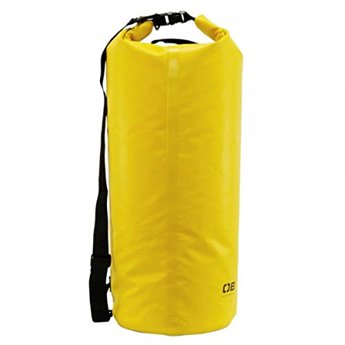 Over board sacco impermeabile confezione da 40 litri giallo