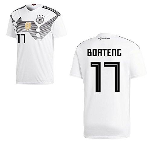 Trikot Kinder DFB 2018 Home WC - Boateng 17 (140)