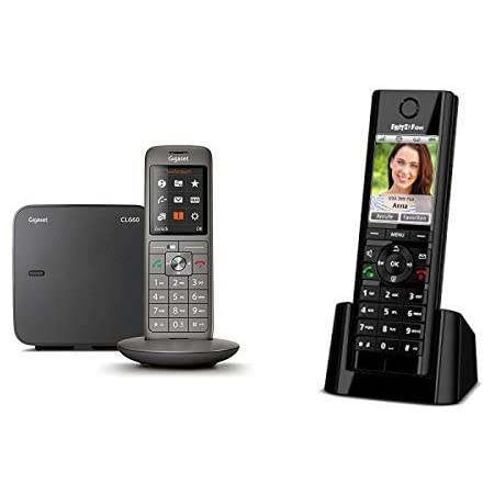 Gigaset Cl660 Telefon Schnurlostelefon Elektronik