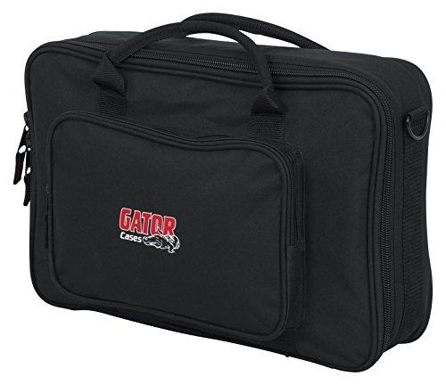 """Gator Cases GK-1610 Bolsa para microcontroladores y teclados (16 """"x 10"""" x 3 """"), Micrófono del teclado"""