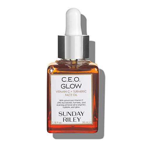 SUNDAY RILEY C.E.O. Glow Vitamin C + Turmeric Face Oil 15ml