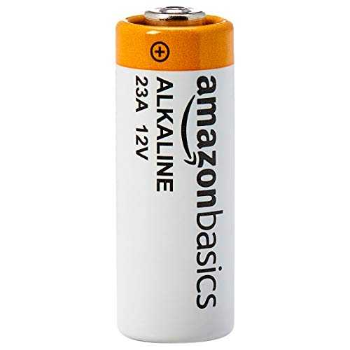Amazon Basics - Alkali-Batterien, A23 (4 Stück)