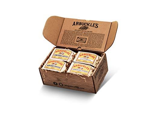 Arbuckle Coffee Top Sellers Sampler Gift Box