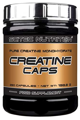 Scitec Nutrition Creatine Monohydrate 250 capsules (1 x 193.8g)