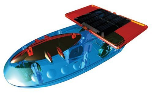Science Time Solar Powered Racer