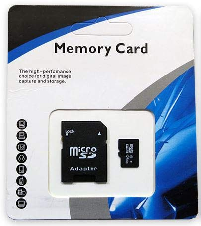 Generic Mini Card High Speed Class 10 with Free Micro SD Adapter 128GB