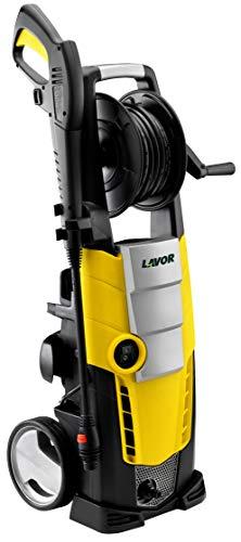 Lavorwash 160 Galaxy Idropulitrice ad acqua fredda 160 bar 2500 W, Lancia inclusa, Giallo / Nero