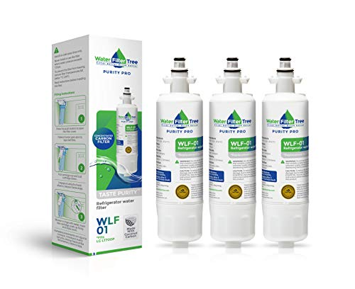 3 X WLF-01 - Replacement filter for LT700P, ADQ36006101 - Triple Pack