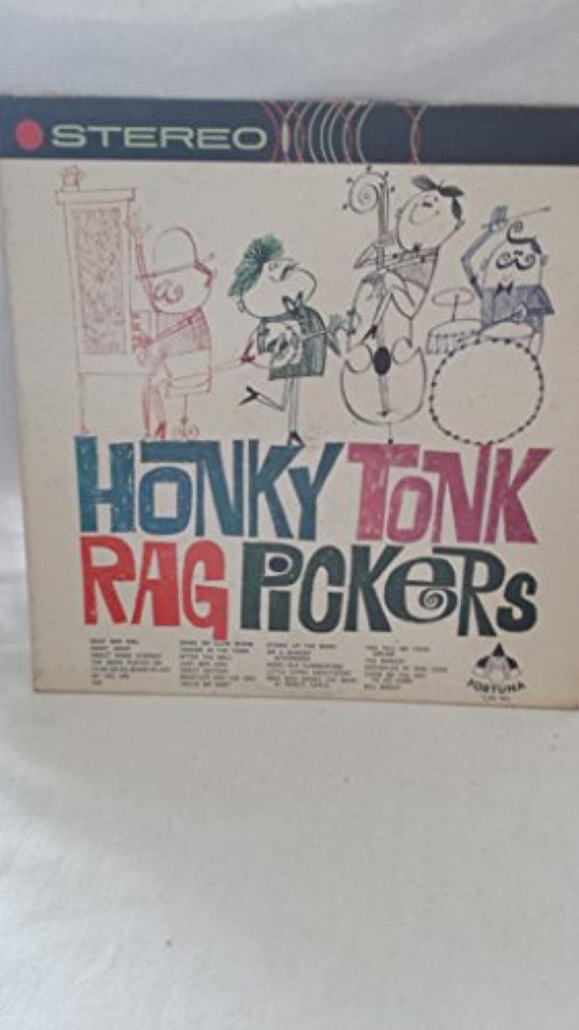 Honky Tonk Rag Pickers - Fortuna TLPS901 - Stereo
