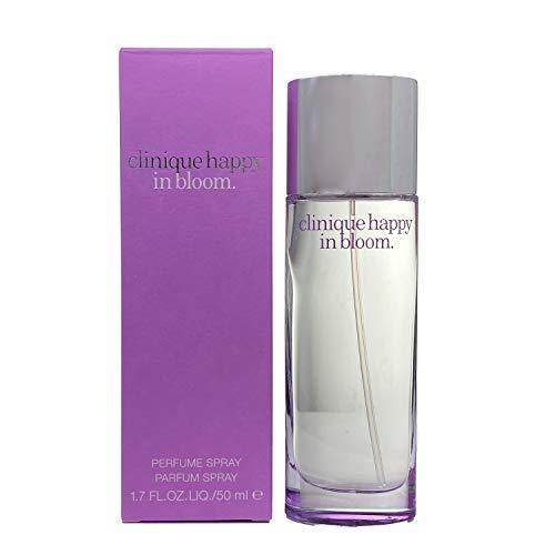 Clinique Happy In Bloom For Women Eau De Parfum 1.7oz / 50ml Limited Edition 2017
