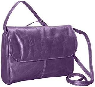 حقيبة يد أمامية قلابة من شركة ديفيد كينغ آند كو. 3522