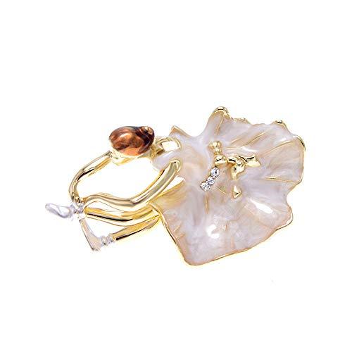 GLKHM Brooch for Women Ballet Girl Brooches Women Enamel Fashion Brooch Accessories
