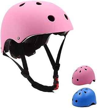 Szulight Toddler Kids Adjustable Bike Helmet