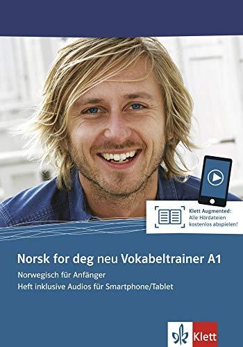 Norsk for deg neu Vokabeltrainer A1: Norwegisch für Anfänger. Heft inklusive Audios für Smartphone/Tablet (Norsk for deg neu / Norwegisch für Anfänger)