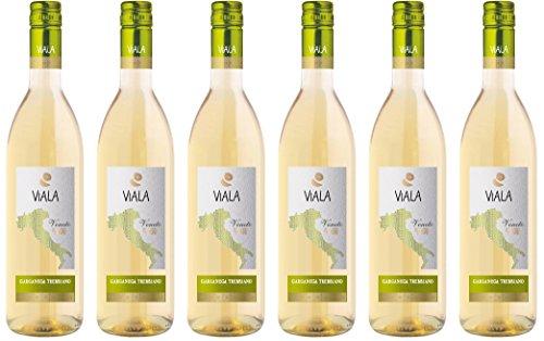 Viala IGP Veneto Garganega Trebbiano Blanc Weißwein (6 x 0.75 l)