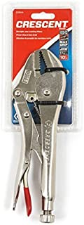 Crescent Brand 10I C10SVN Straight Jaw Locking Pliers