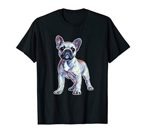Frenchie Shirt Cute French Bulldog French Puppy Dog Tee