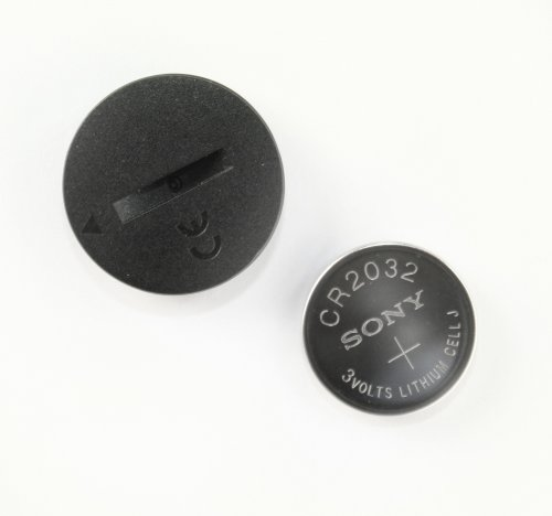 Suunto Battery Replacement Kit HR Chest Belt schwarz