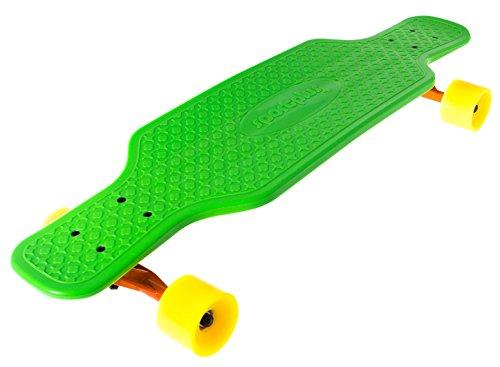 EZY! Longboard Bee Sting, grün, ca. 80 cm x 21,5 cm, SP-SB-203