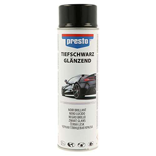 Presto 428948 Rallye-Spray, 500 ml, Schwarz Glanz