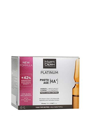 MARTIDERM PHOTO-AGE 30 AMPOLLAS + KRONO-AGE SERUM