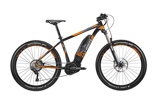 WHISTLE - Bike Yonder S 27,5 pulgadas Yamaha 500 Wh 11 V negro Talla 40.5 2019 (eMTB Hardtail)