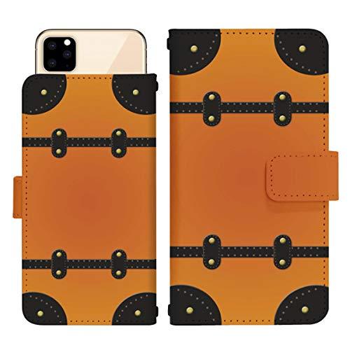 iPhone13 スライド式 手帳型 スマホケース スマホカバー dslide059(A) トランクケース スーツケース キャリーバッグ スマートフォン スマートホン 携帯 ケース ip13 13 カバー アイフォン13 アイフォンケース おしゃれ 手帳