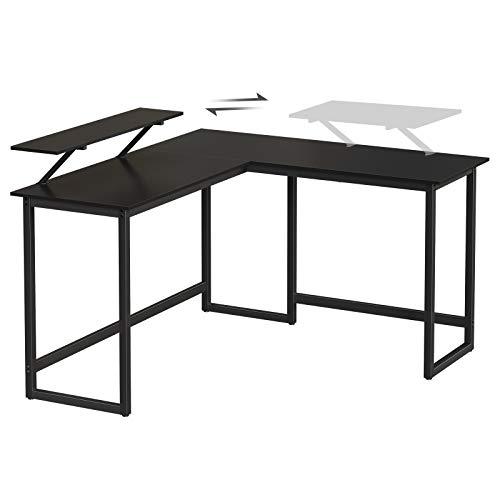 L-Shaped Writing Workstation