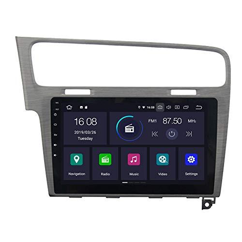 RoverOne Android 7.1 Système Pour Volkswagen VW Golf 7 2013+ Autoradio Lecteur avec Autoradio Stéréo Navigation GPS Bluetooth HDMI MirrorLink Quad Core Système multimédia