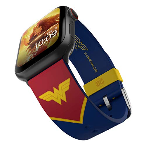 Wonder Woman Smartwatch, Officially Licensed DC Comics Product. Compatible with Apple.