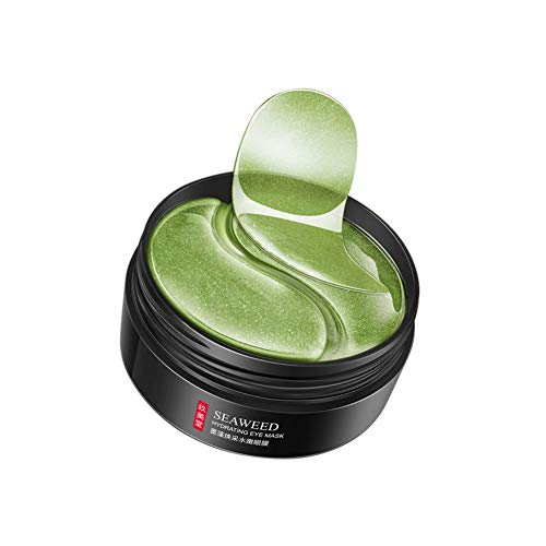 Ardorlove Eye Mask Seaweed Hydrating Hydrating Anti-puffiness remove Dark Circles eye bags fat granule Moisturizing Gel Eye Pad anti-wrinkle Keep Elastic and Smooth eye essential cream