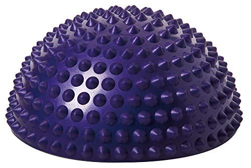 Togu Senso - Juego de cojines de equilibrio (2 unidades, 16 cm) morado Talla:16
