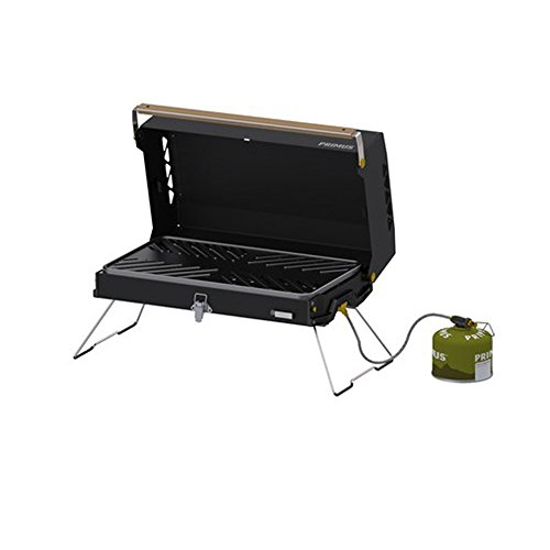 Primus Kuchoma P 440070 Camping Grill Piezo Ignition Lightweight Hunting & Shooting...