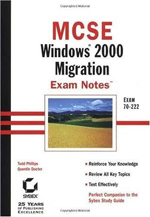 McSe: Windows 2000 Migration Exam Notes