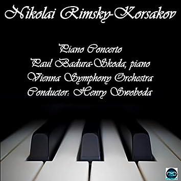 Rimsky Korsakov: Piano Concerto